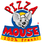 pizza mouse logo